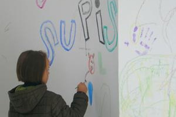 Slovenská národná galéria vyzývala návštevníkov, aby napísali, akou by mala byť.