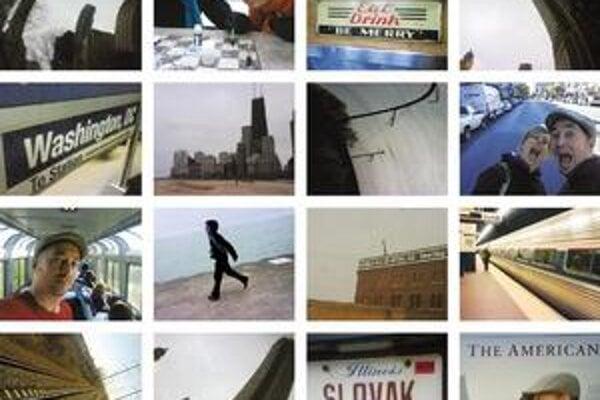 Z amerického turné zostali Longitalu aj fotografie z mobilu, ktoré kapela postrihala do krátkeho videoklipu.