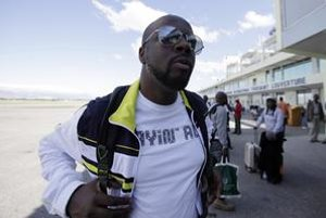 Raper a producent Wyclef Jean prišiel po zemetrasení na Haiti medzi prvými.