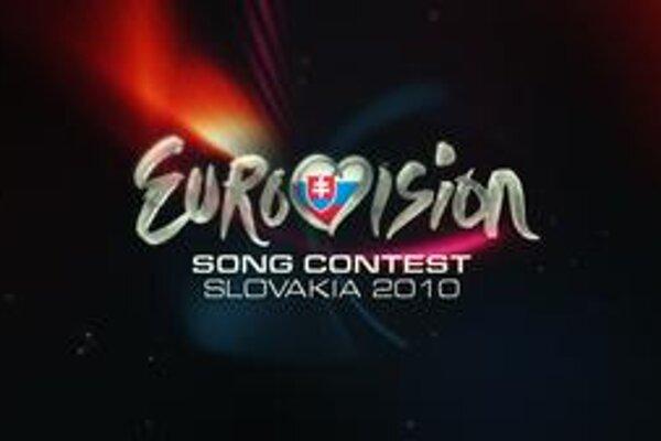 Oficiálny vizuál Eurosongu pre Slovensko.