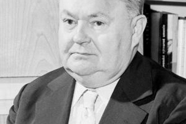 Rudolf Fabry začal slovenský nadrealizmus.