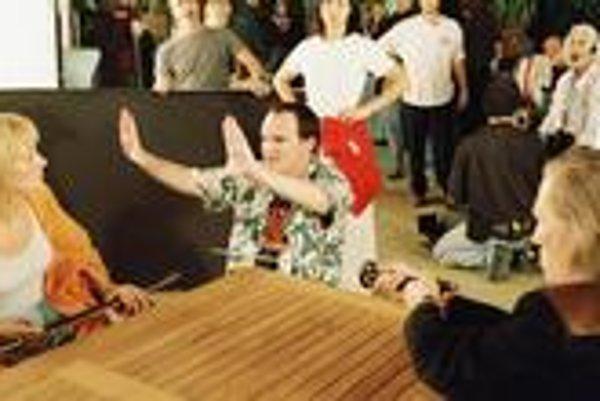 Nevesta bude znovu zabíjať, vraví Tarantino.