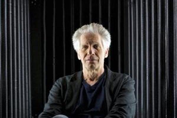 David Cronenberg nakrúti Cosmopolis.