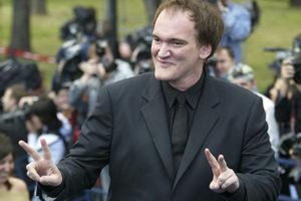 Quentin Tarantino bude zase súťažiť.