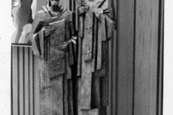 Súčasťou expozície sú aj diela Jána Kulicha.