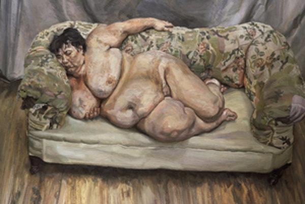 Lucian Freud je autorom obrazu Benefits Supervisor Sleeping, na ktorom je nahá obézna ženy. Obraz nedávno vydražili za rekordných 33,6 milióna dolárov.