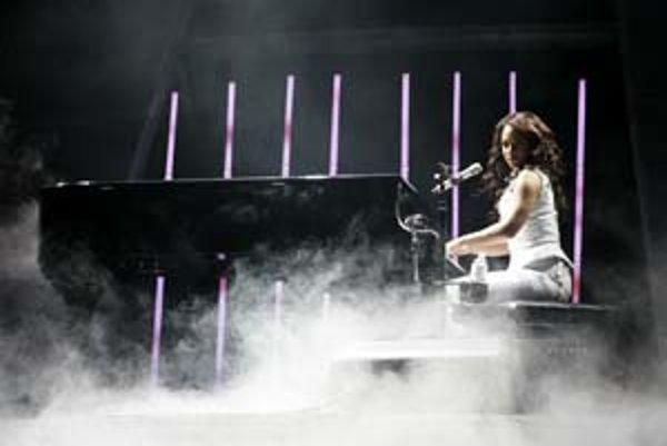 Alicia Keysová.