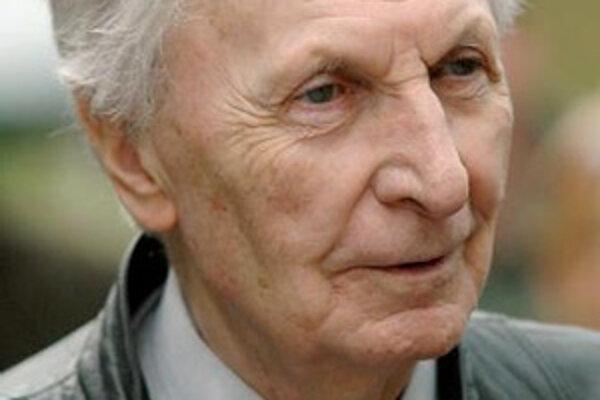 Herec Ladislav Chudík.