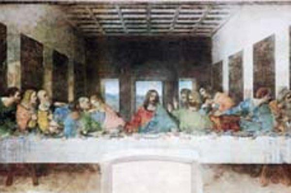 Peter Greenaway plánoval pôvodne projektovať k obrazu Posledná večera aj Ježišove genitálie. Tohto nápadu sa však musel vzdať.