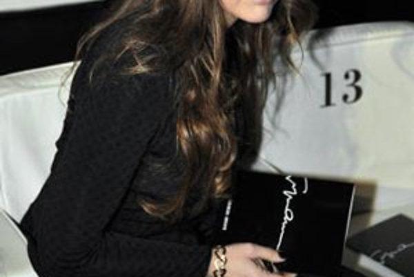 Talianska herečka Ornella Muti.