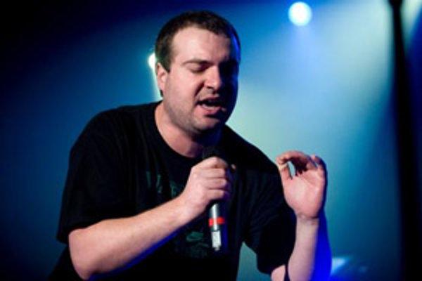 Líder kapely IMT Smile Ivan Tásler.