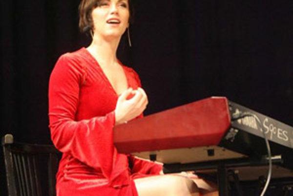 Lucia Lužinská.