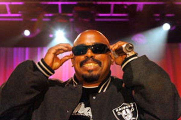 Sen Dog z kapely Cypress Hill.