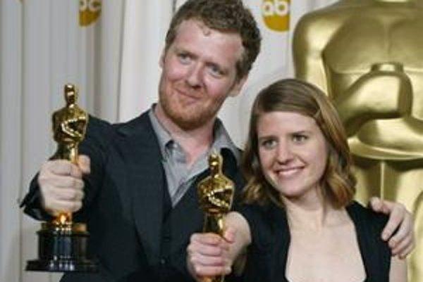 Glen Hansard a Češka Markéta Irglová získali cenu za nejlpepšiu skladbu do filmu.