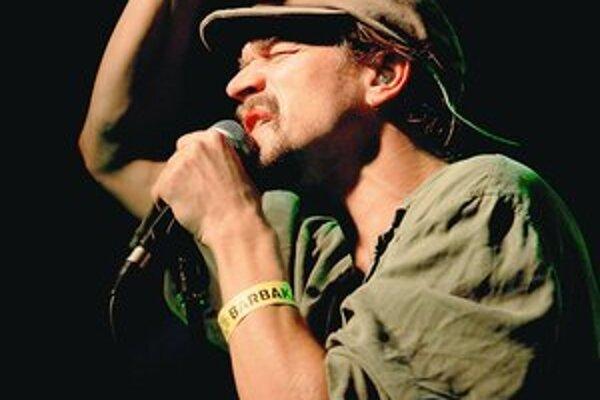 Český spevák Dan Bárta strhol publikum aj na Nu Jazz Dayz.