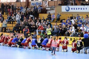 V stredu Slovenky nastúpia na kľúčový zápas proti Francúzkam v Šali.