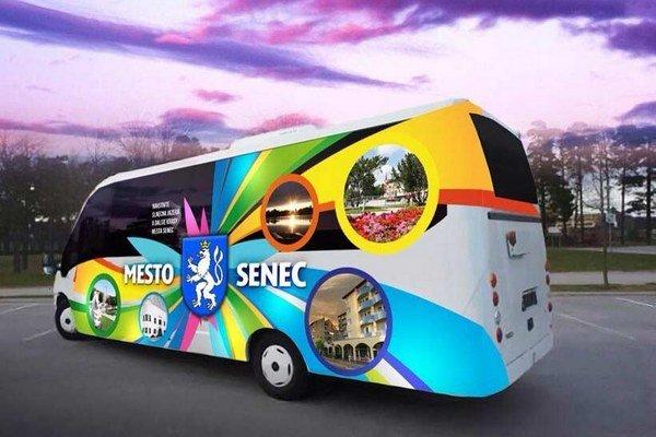 Od 1. novembra nahradí mestský vláčik nový autobus. Vláčika, ktorý premáva počas letnej turistickej sezóny, sa zmena netýka.