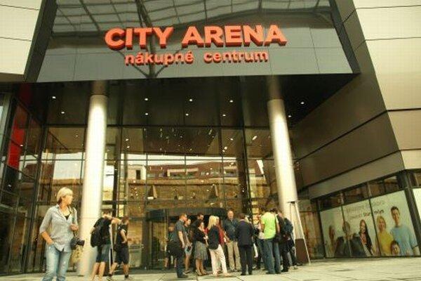 City Arenu otvoria v sobotu o 10. hodine.