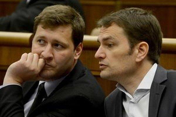 Kadúc a Matovič.