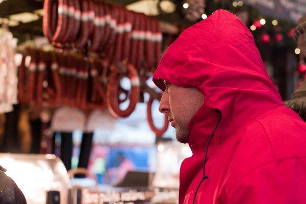 Rínek ponúkne tradičné špeciality domácej výroby.