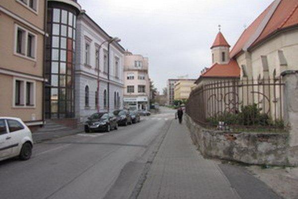 S opravou ulice Dolne Bašty začnú až po dokončení novej City Areny.