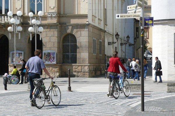 Cyklisti sa dočkajú prepojenia Prednádražia s centrom mesta.