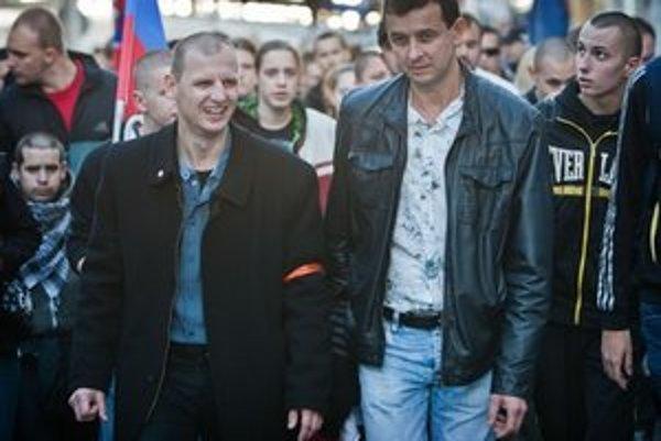 Marián Mišún (vľavo).