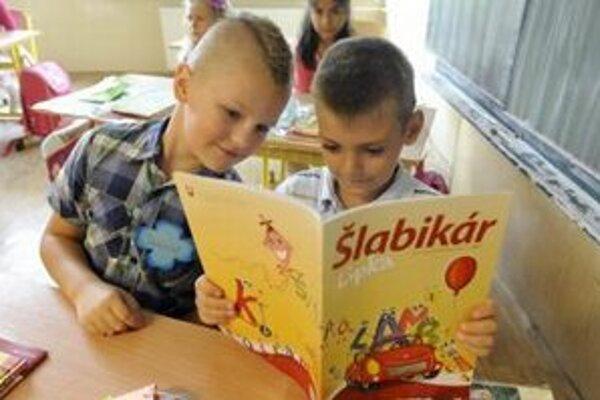 Školáci z vrbovskej základnej školy sa neučia ani dnes.