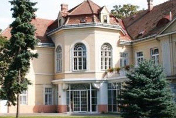 Galéria v Trnave.