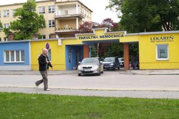 Mladá žena zomrela v trnavskej nemocnici.