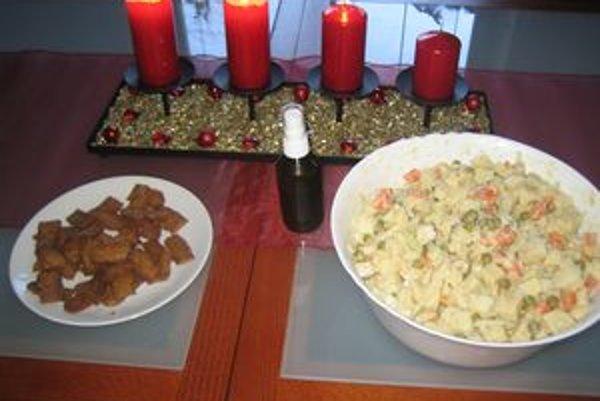 Takmer tradičné jedlá, no s malými obmenami. Tak vyzerá Štedrá večera u konzultantky v oblasti zdravej výživy.
