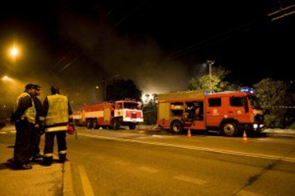 Príčinou požiaru bola porucha na elektrickom vykurovacom telese.