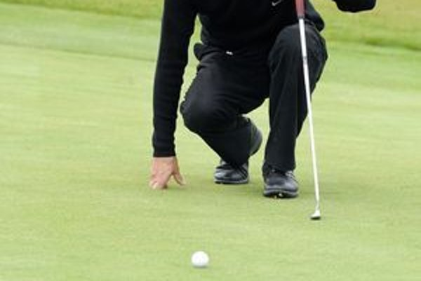V Báči našli trnavskí golfisti výborné podmienky.