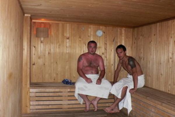 Znie to paradoxne, ale najlepšie dokáže schladiť práve sauna. Samozrejme až po saunovaní.