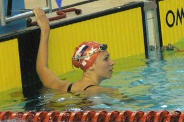 Monika Púchla štartovala na majstrovstvách Európy prvý raz.