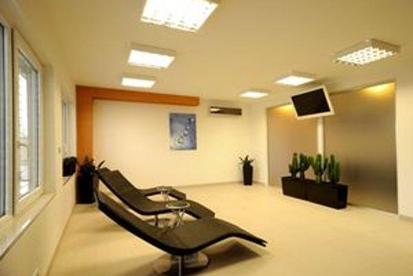 Špecializovaná ordinácia ambulantnej ozónoterapie.