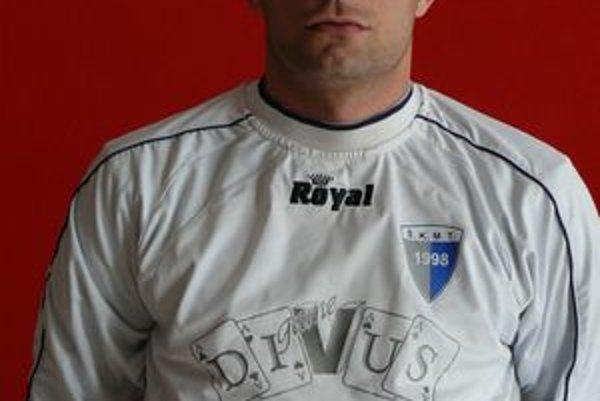 Davor Stankovič pomôže trnavskej Mime v play off.