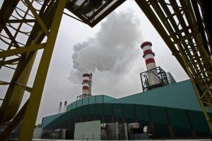 Paroplynová elektráreň