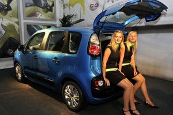 O model Citroën C3 Picasso majú ľudia stále väščší záujem.