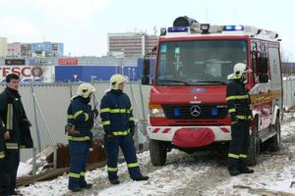 Trnavských hasičov okradli.