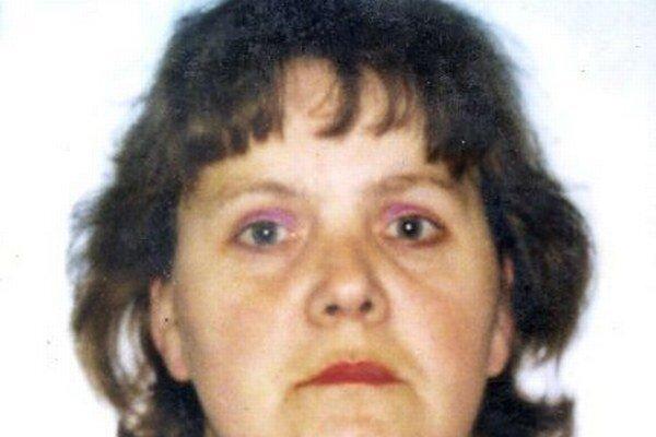 Polícia hľadá túto ženu.
