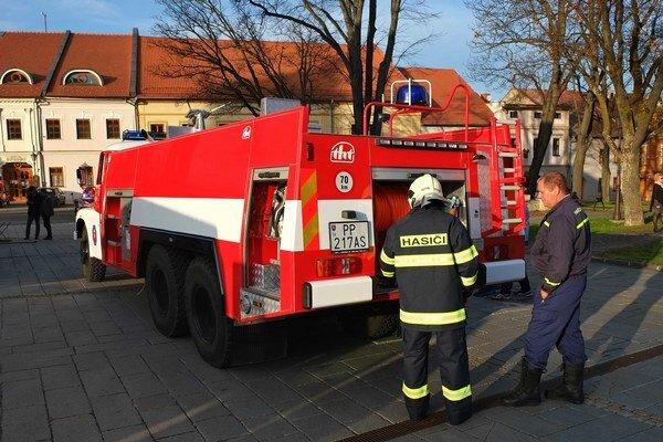 Podporu od kraja by mali dostať aj dobrovoľní hasiči.