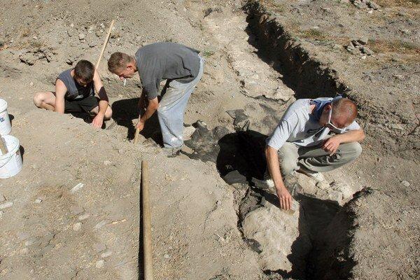 Výskum Našli aj nástroje neandertálca.