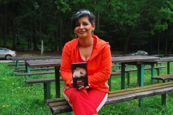 Erika Hornáková, rodáčka z Myjavy sa usídlila na literárnej scéne