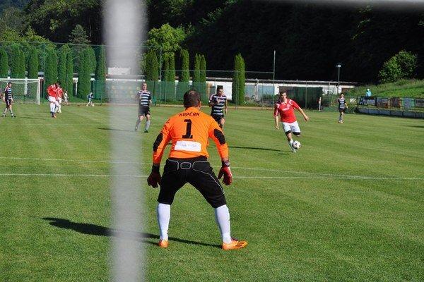 Trenčianske Teplice patria medzi favoritov IV. ligy severozápad.