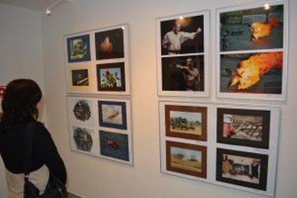 Výstava AMFO je najvýznamnejšou súťažou amatérskych fotografov.