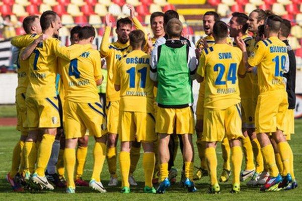 Kopaničiari vzišli ako víťazi derby zápasu.