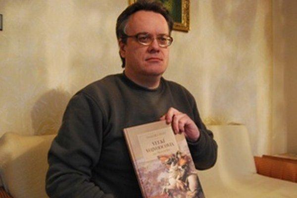 Tomáš Klubert napísal zaujímavú knihu o slovenských vojvodcoch
