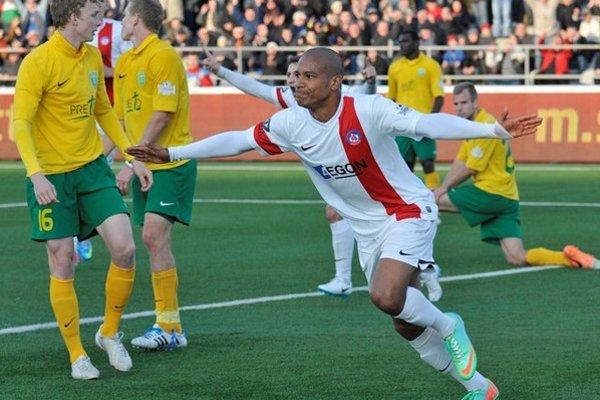 Jairo de Macedo strelil svoj premiérový gól za Trenčín hneď v prvom zápase.