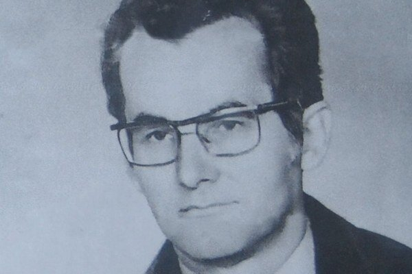 Vynálezca a konštruktér Jozef Kunc.